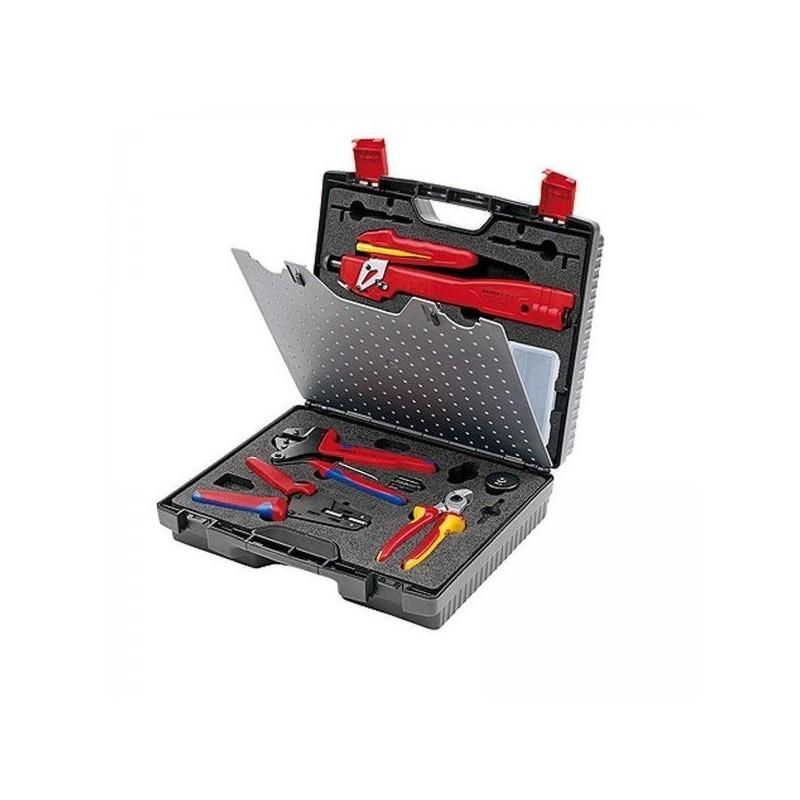 Knipex Werkzeugkoffer Fur Mc3 979102