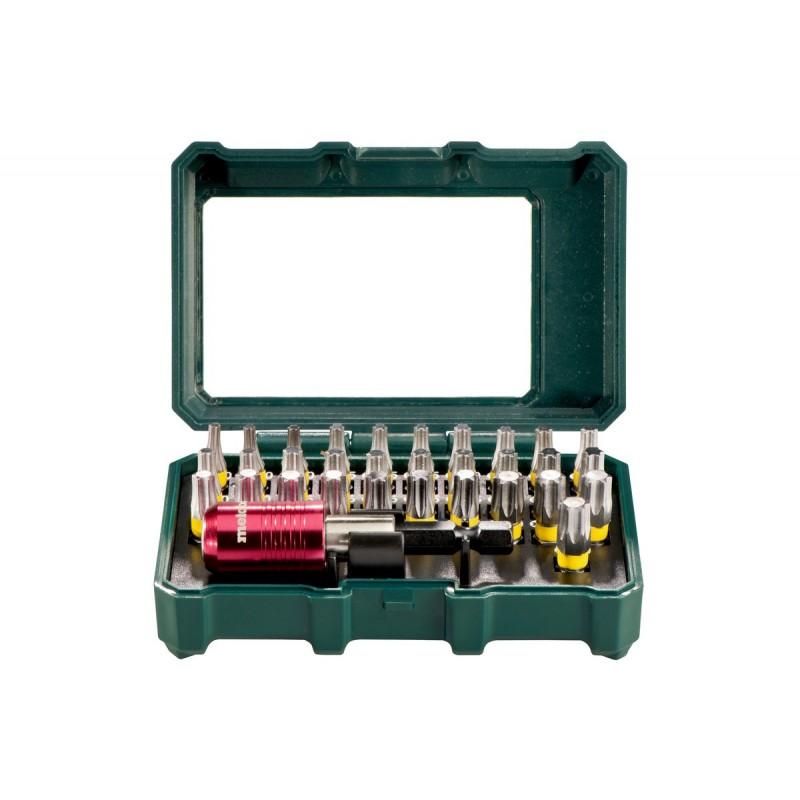 """10 Torx Bits 1//4/"""" x 25 mm T20 TX20 für Akkuschrauber Bithalter Schraubendreher"""
