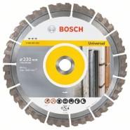 Bosch Diamanttrennscheibe Best for Universal (230mm)