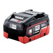 Metabo Akku LiHD 18V 8.0Ah...