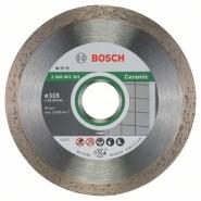 Bosch Diamanttrennscheibe Standard for Ceramic (115 mm)