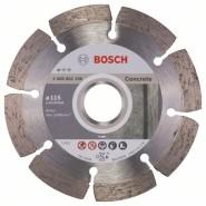 Bosch Diamanttrennscheibe Standard for Concrete (115 mm)