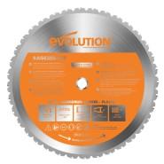 Evolution B355 Rage 2 TCT Multifunktions-Sägeblatt 355mm