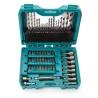 Makita P-90358 Pro Power Bohrer-Bit-Set (60-teilig)