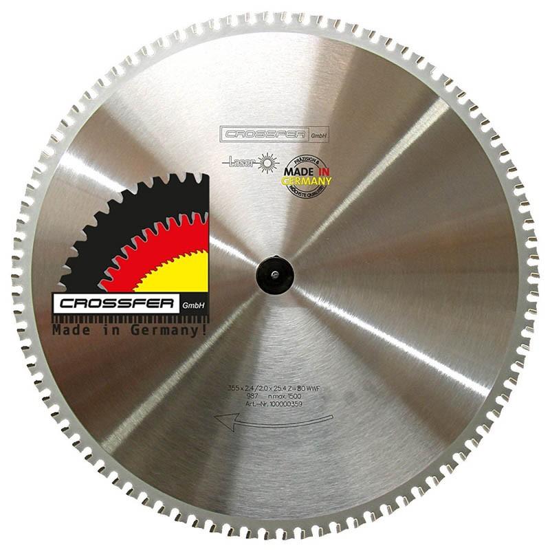 Jepson Hartmetallsägeblätter für Metall - universell einsetzbar Ø 192 mm 719240