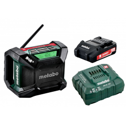 Metabo R 12-18 DAB+ BT...