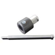 """Jepson Adapter mit Weldon 19 mm (3/4"""") für  Fein Kernbohrer 490154"""