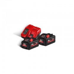 Milwaukee M18 HNRG-802 18V...
