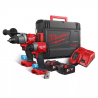 Milwaukee M18 ONEPP2A2-502X M18-Maschinen-Set 2tlg. (2 x 5Ah) - 4933464529