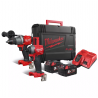 Milwaukee M18 FPP2A2-502X M18-Maschinen-Set 2tlg. (2 x 5Ah) - 4933464268