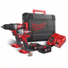 Milwaukee M18 BLPP2B2-502X M18-Maschinen-Set 2tlg. (2 x 5Ah) - 4933464594