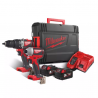 Milwaukee M18 BLPP2A2-502X M18-Maschinen-Set 2tlg. (2 x 5Ah) - 4933464522