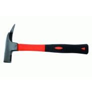 Steinemann Latthammer mit Fiberglasstiel, orange, 240240100