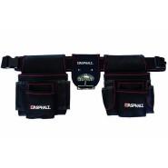 Steinemann 2 Nagel- Werkzeugtaschen, Hammerhalter und Gürtel 440164100