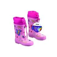 """Steinemann Stiefel """"Kids Garden"""" pink 760323100"""