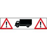 Steinemann 10.109 Achtung Ausfahrt Camion 780915100