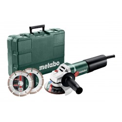 Metabo WQ 1100-125 Set...