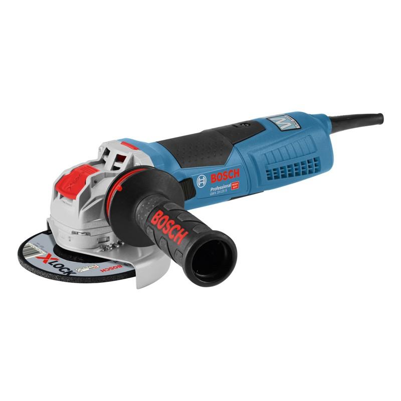 Bosch Professional 2608601722  X-LOCk Stützteller Klettverschluss 125 mm