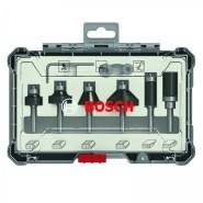 Bosch 6-teiliges Fräser-Set...