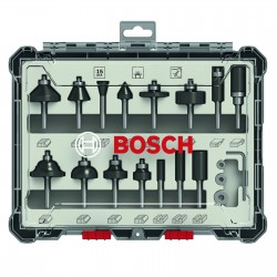Bosch 15-teiliges Mixed...