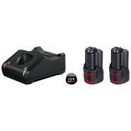 Bosch Basis-Set 12V, 2 x...