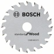 Bosch Kreissägeblatt für...
