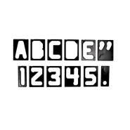 Milescraft Buchstaben- &...