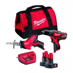 Milwaukee M12 BPP2C-402B...