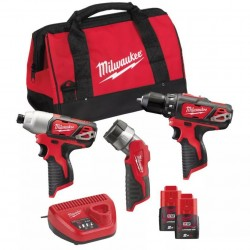Milwaukee M12 BPP3A-202B...