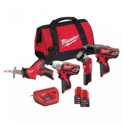Milwaukee M12 BPP4A-202B...
