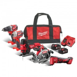 Milwaukee M18 FPP5K-502B...