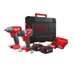Milwaukee M18 FPP2AN-502X...
