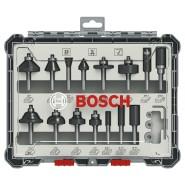 Bosch 15 tlg Mixed Fräser...