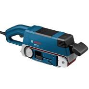 Bosch GBS 75 AE Set  Bandschleifer im Handwerkerkoffer + Untergestell