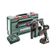 Metabo Akku-Maschinen-Set...