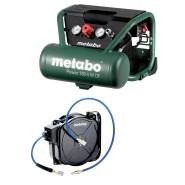 Metabo Druckluft-Set mit SA...