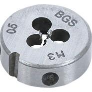 BGS Gewindeschneideisen M3...