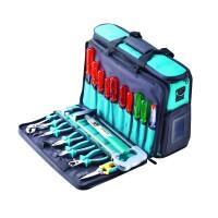 Werkzeugtaschen mit Profi-Werkzeugen